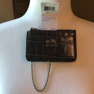 Coach coins/credit card holder